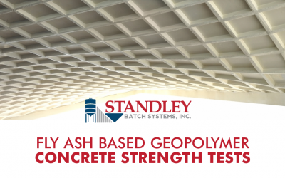 Fly Ash Based Geopolymer Concrete Strength Tests