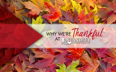 Why We're Thankful at Standley Batch