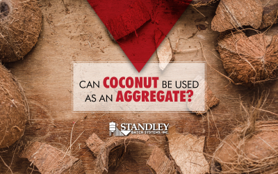 Can Coconut Be Used as an Aggregate?