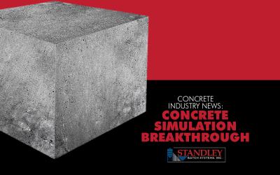 Concrete Industry News: Concrete Simulation Breakthrough