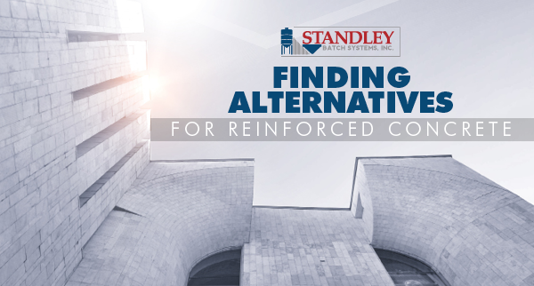Reinforced concrete alternative for 2020 and beyond