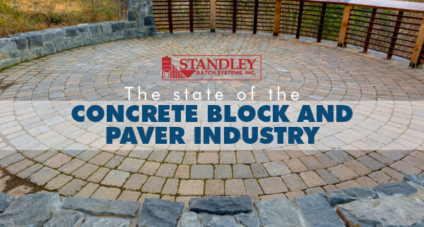Concrete Block and Paver Industry Growth