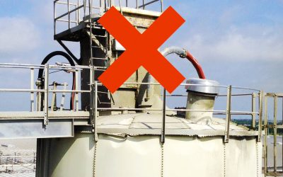 The critical signs of silo protection system failure